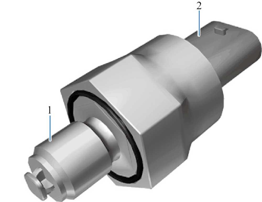 第六節 發動機機油壓力-溫度傳感器