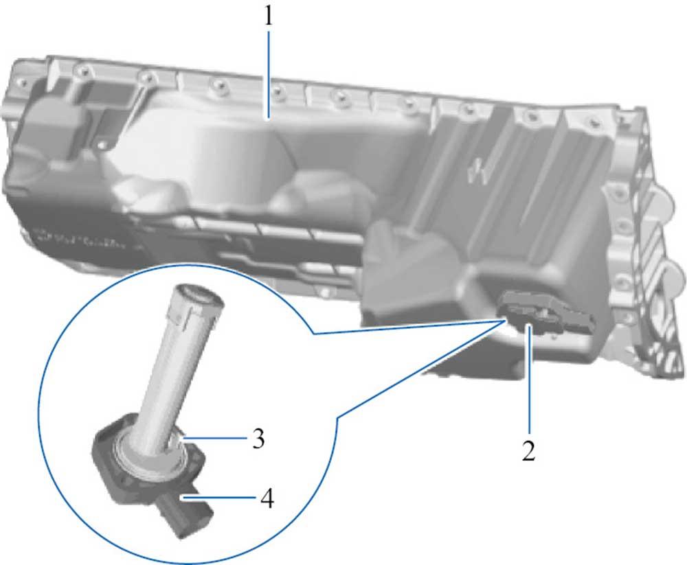 第七節 發動機機油狀態傳感器